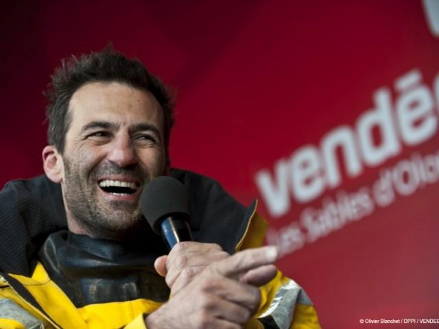 Alessandro Di Benedetto à la recherche de sponsor