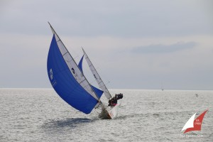 Alessandro parrain de la Sup Sailing Cup La Rochelle 2015
